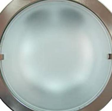 Pack de 5 downlights dayron empotrables.