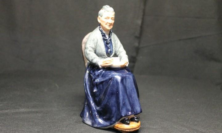 Royal doulton, the cup of tea,