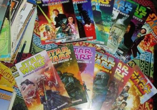 Star wars.imperio oscuro i y ii completa