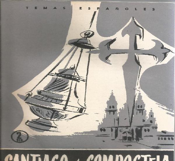 Santiago de compostela - antonio fraguas fraguas