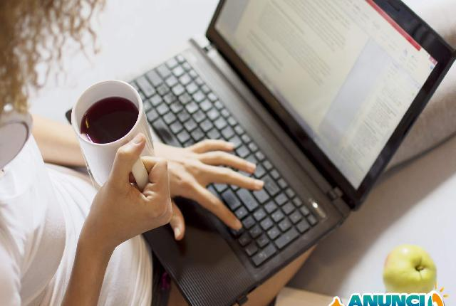 Trabaja online como moderador de chat - madrid