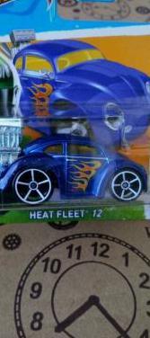 Volkswagen beetle hot wheels 2011