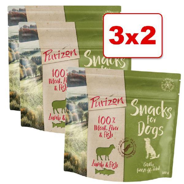 Purizon snacks para perros 3 x 100 g en oferta: 2 + 1
