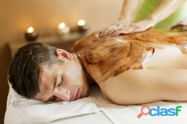 Depilada masajes orientales. particular con