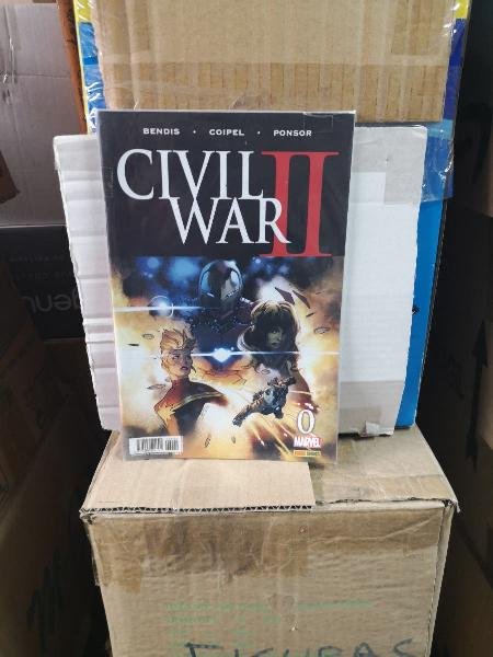Civil war ii) n°0