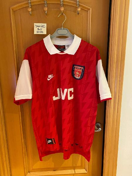 Camiseta futbol nike arsenal 1994-1996
