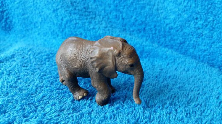 Elefante africano cria schleich