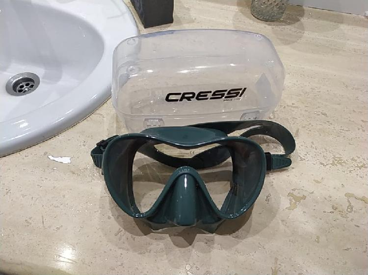 Gafas de buceo cressi f1 pesca submarina