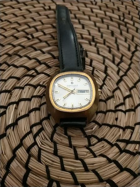 Junghans automatic made in germany