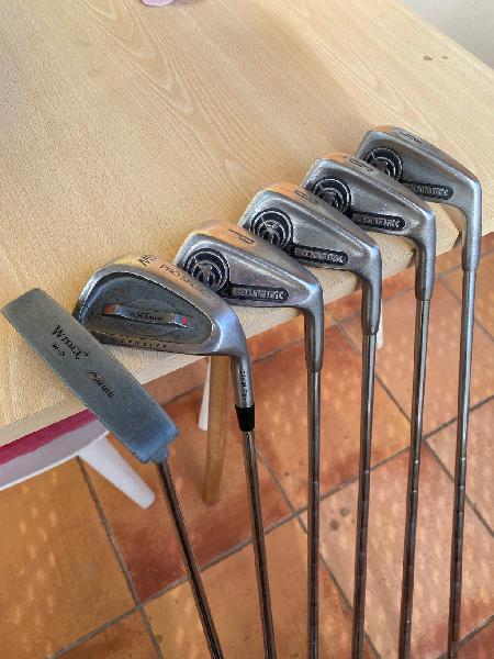 Medio juego de palos de golf
