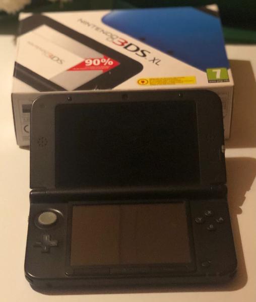 Nintendo 3ds xl + 9 juegos