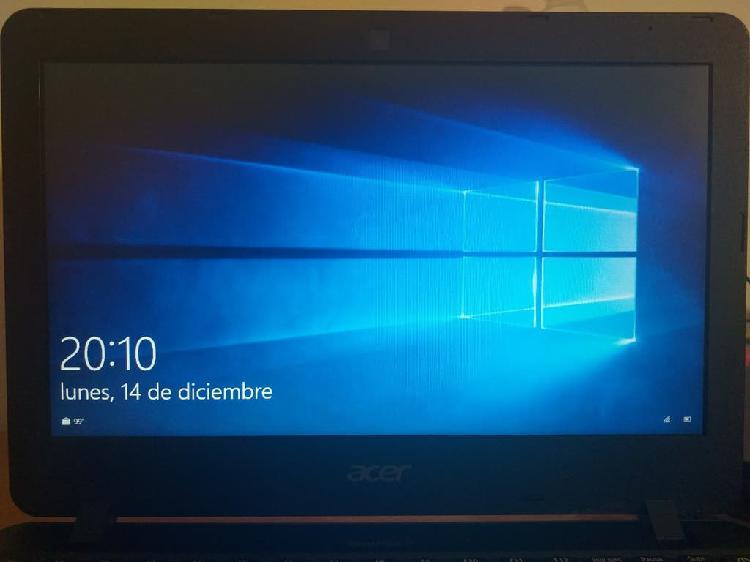 Ordenador portátil windows 10 acer