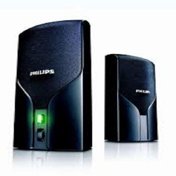 Philips altavoces multimedia 2.0 -- 4w