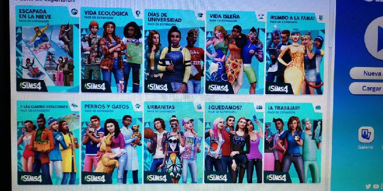 Sims 4 completo