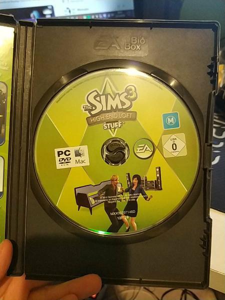 Sims 3 - diseño y tecnología accesorios
