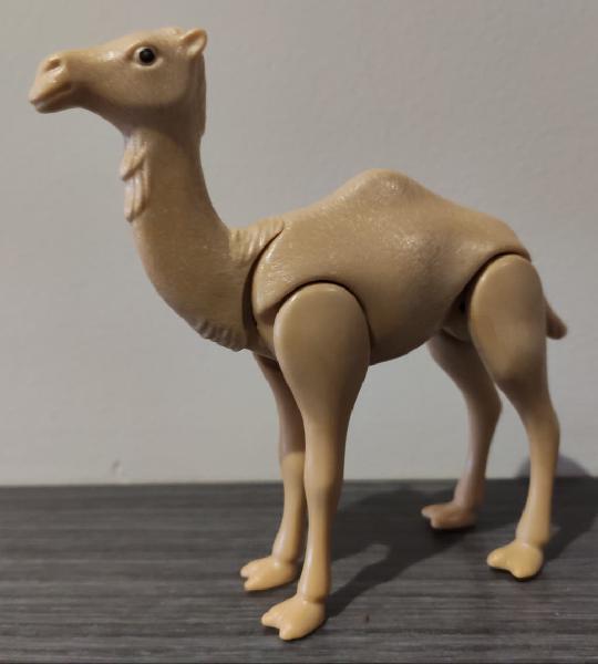 Camello de playmobil