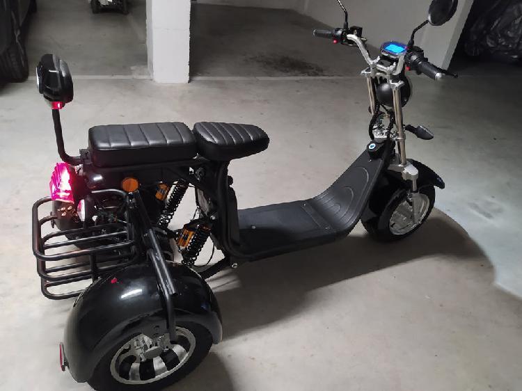 Moto/scooter eléctrico