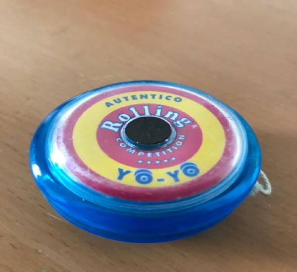 Auténtico yo-yo rolling competición 5 estrellas años 70