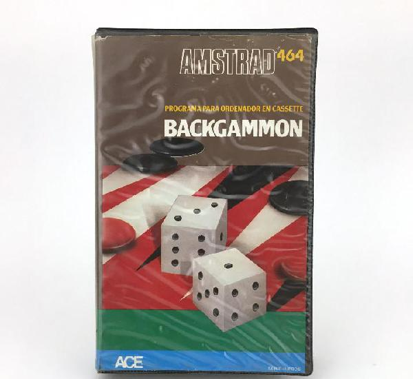 Backgammon estuche ace soft / accesa españa cp software