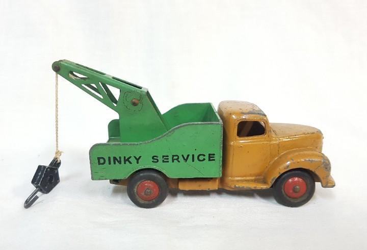 Commer dinky service, camión grua. 1949.