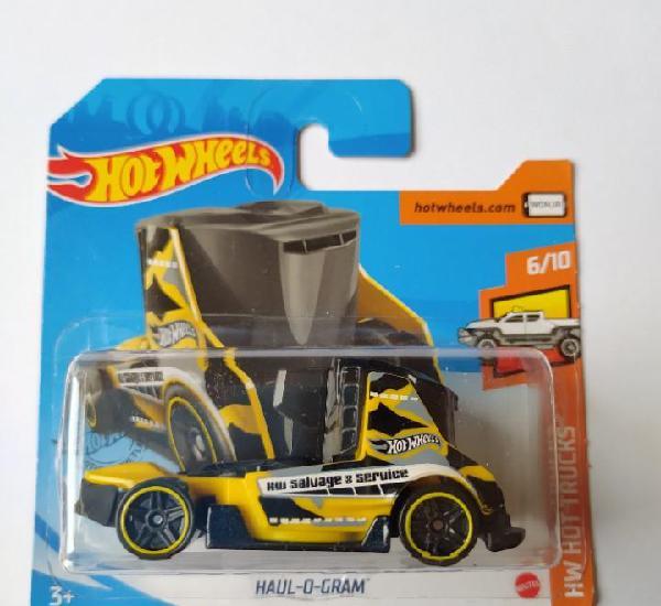 Hot wheels 2020 - haul-o-gram - nuevo! embalaje original esc