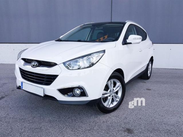 Hyundai ix35 2.0 crdi 136 cv 4x2 tecno 136cv diésel