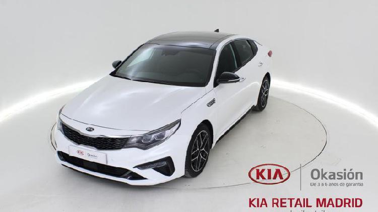 Kia optima 1.6 t-gdi gt line dct eco-dynamics (pack luxury)