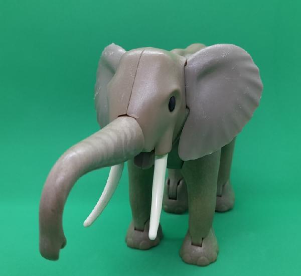 Playmobil antiguo elefante grande.