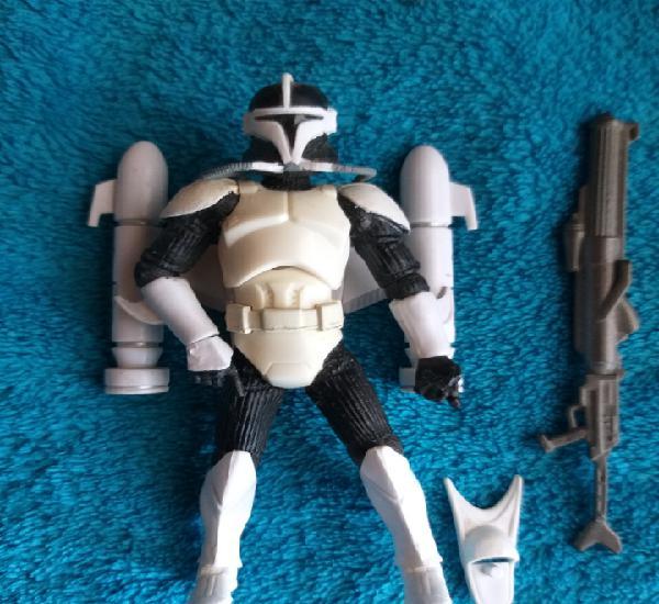 Star wars figura clone scuba trooper