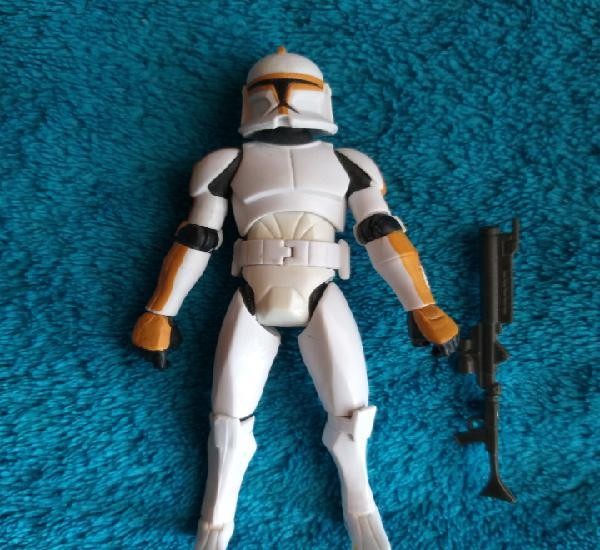 Star wars figura clone trooper army of the republic