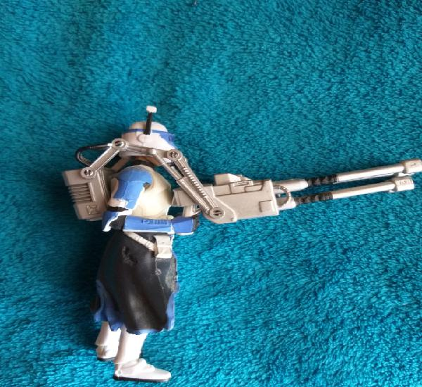 Star wars figura clone trooper heavy gunner
