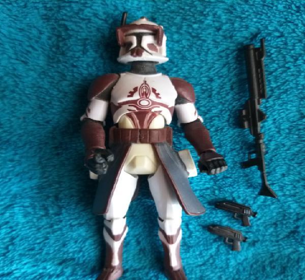 Star wars figura commander fox