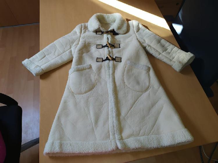 Abrigo de niña talla 10 años