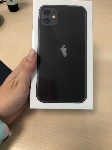Apple iphone 11 64gb 1 año garantia