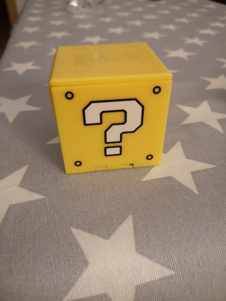 Caja juegos switch