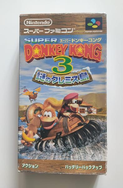 Donkey kong country 3 (jap)