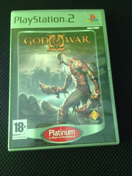 God of war ii play 2