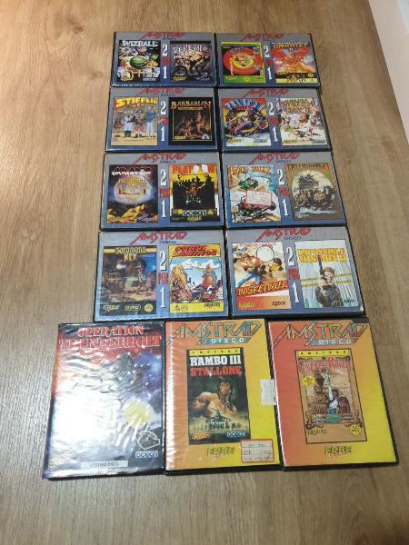 Juegos de amstrad cpc 6128