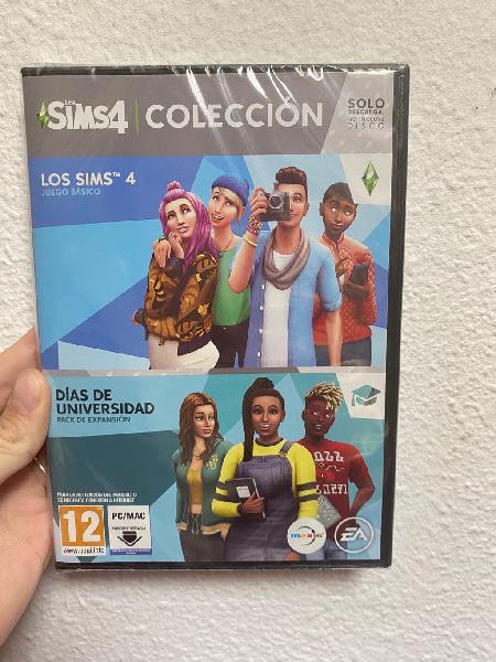 Los sims 4 + expansión