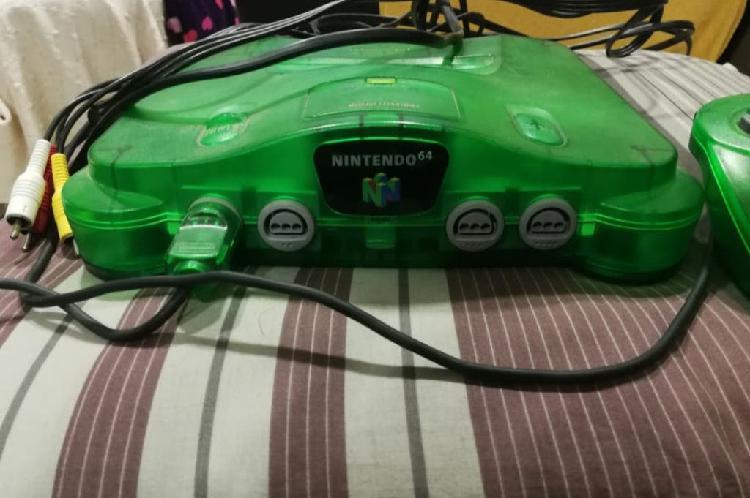 Nintendo 64 edición especial