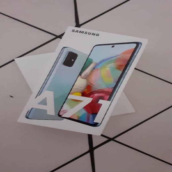 Samsung galaxy a71 precintado