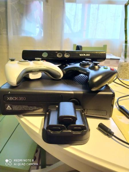 Xbox360 + juegos y complementos