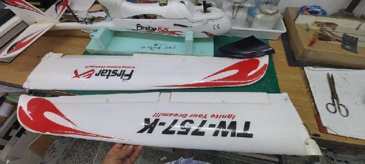 Fpv firstar 2000ex planeador