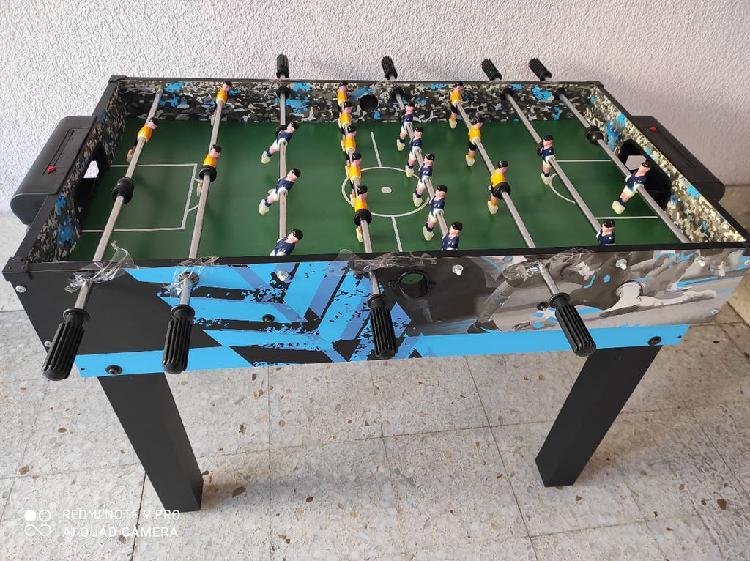 Futbolín multi juegos