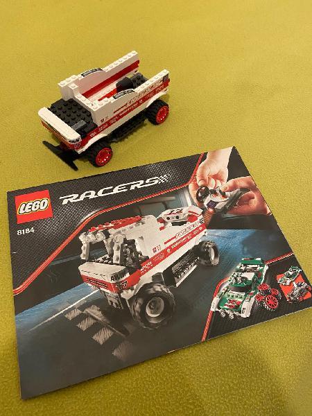 Lego racers 8184