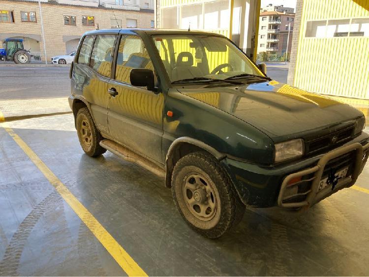 Nissan terrano 4x4 terrano 1998