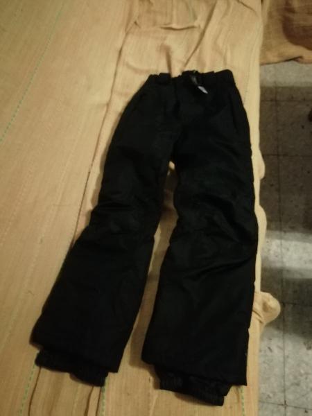 Pantalon esqui niño nuevo