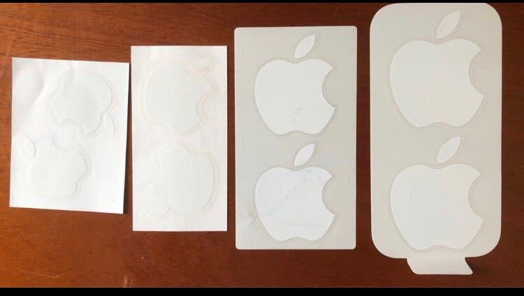 Pegatina apple original.nuevo a estrenar
