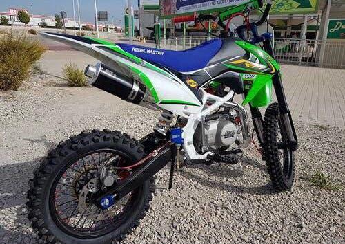 Pit bike rebel máster 125cc 4t