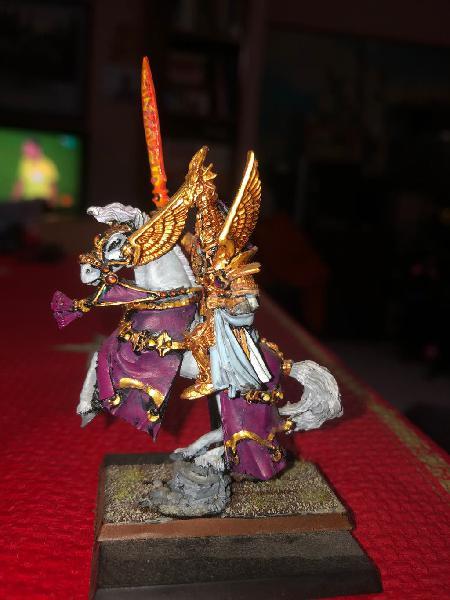 Príncipe tyrion altos elfos